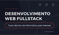 Desenvolvedor web fullstack: novo curso semipresencial do SENAI-SP